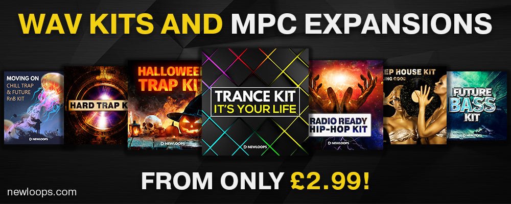 audio samples and mpc expansions