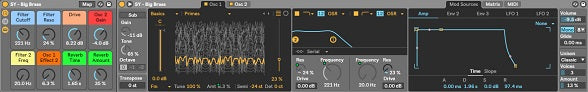 Ableton Wavetable Presets