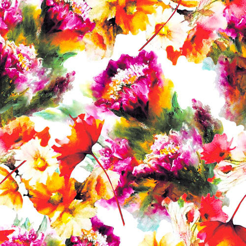 18009 - Watercolor garden©