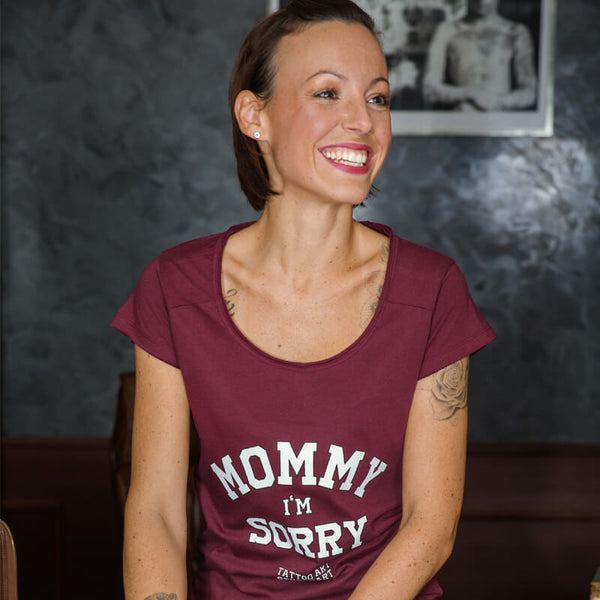 Mommy I'm Sorry Shirt • Women
