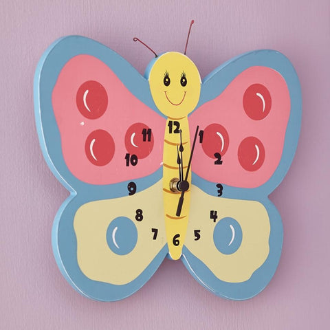 Kids Wall Clocks at Millhouse Lane Homewares