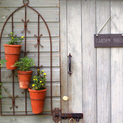 Outdoor Storage at Millhouse Lane Homewares