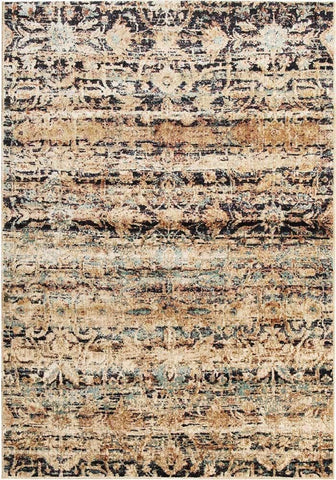 Noble Stunning Designer Rug Multi, Modern - Millhouse Lane Homewares