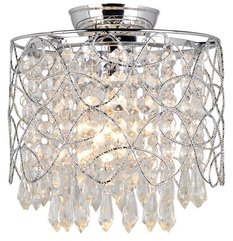 Ceiling Lights Astoria Light Shade (DIY) - Crystal