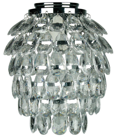 Ceiling Lights Bling Shade - Faux Crystal