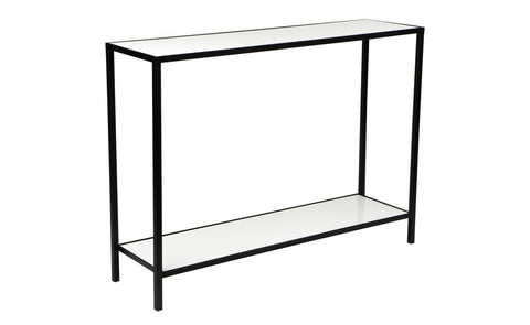 Console Tables Cocktail Console Table - White