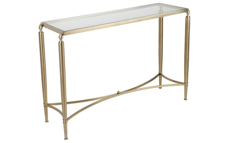 Console Tables Jacques Console Table - Gold