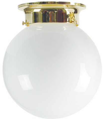 Ceiling Lights Jet Ball, 20cm (DIY) - Brass