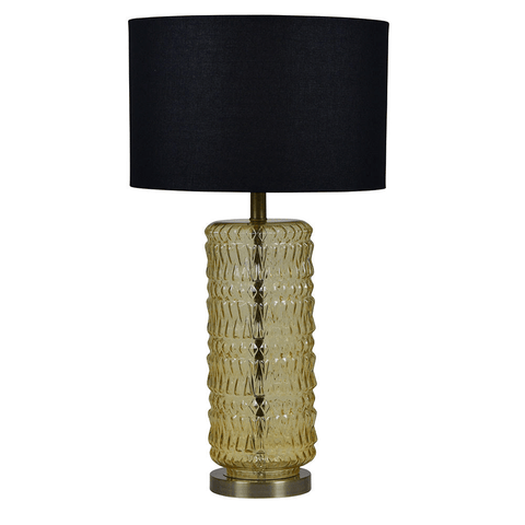 Table Lamps Patricia Lamp - Amber