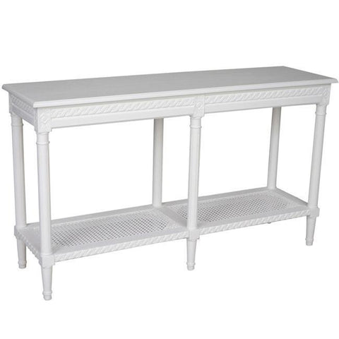 Console Tables Polo Console Table, 140 - White