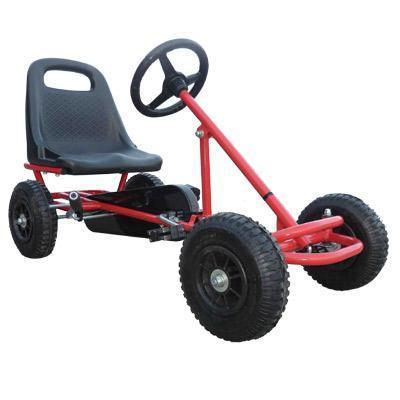 Sasha Pedal Go Kart - Red Millhouse Lane Homewares Kids Pedal Go Kart decor