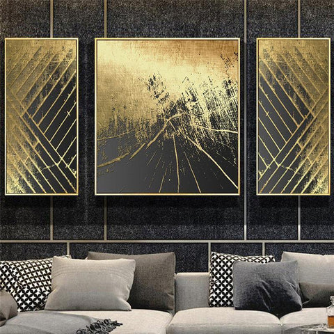 30x60cm / A Shatter Abstract Posters - 3 Styles Wall Art