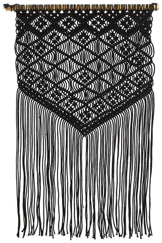 Wall Hanging 441 - Black Wall Hangings