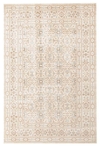 Modern Whisper Washed Bone Rug