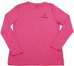 Net Effect, Pink Long Sleeve T-Shirt