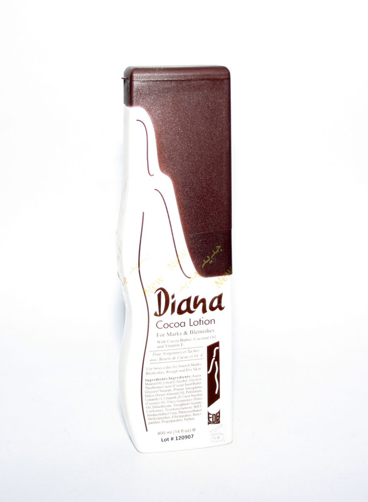 DIANA COCOA BUTTER LOTION (400ml) - 786shop4you