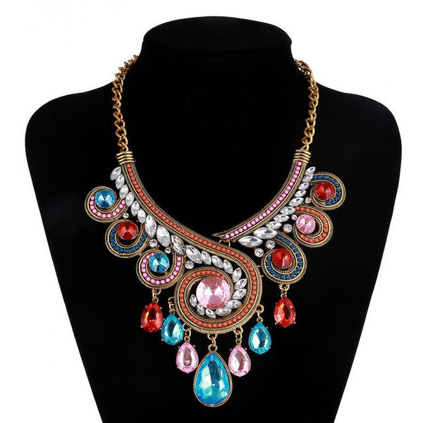 Spiro Y Necklace DLT