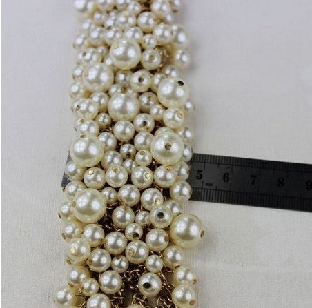 Bohemia Pearl Vintage Bracelet - 786shop4you