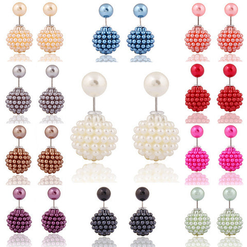 Pearl Beads Earring - 786shop4you