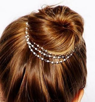2016 Vintage Bohemia  imitation pearl Pin Hair Accessories Women Jewelry  B6xr Jewellery 403101485 - 786shop4you
