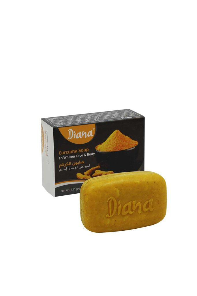 DIANA CURCUMA SOAP 500g - 786shop4you