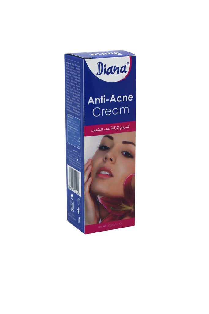 DIANA ANTI-ACNE CREAM 100G - 786shop4you