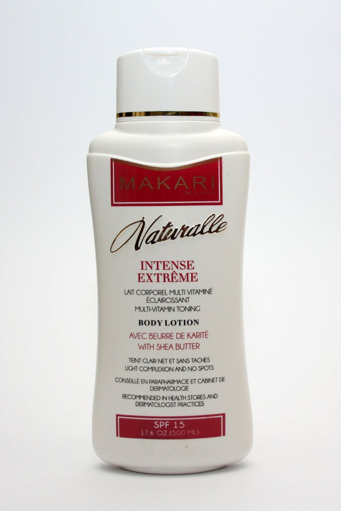 MAKARI NATURALLE INTENSE EXTREME BODY LOTION (RED) 500Ml