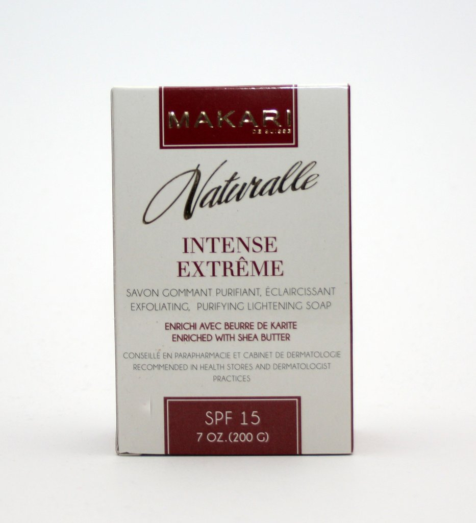 MAKARI NATURALLE INTENSE EXTREME SOAP (RED) 200G SPF15