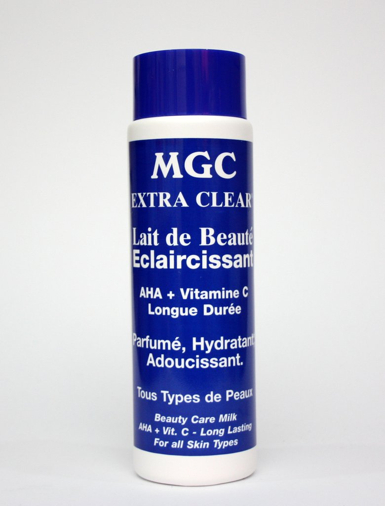 MGC EXTRA CLEAR BEAUTY CARE MILK (BLUE) 500Ml