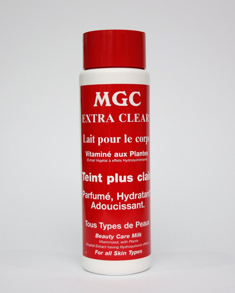 MGC EXTRA CLEAR BEAUTY CARE MILK (RED) 500Ml