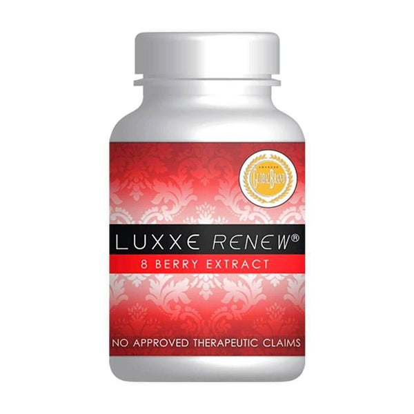 Luxxe Renew - Anti-Aging 8 Berry Extract 600mg - 60 Capsules