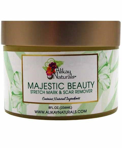 Alikay Naturals ~ Majestic Beauty Stretch Mark And Scar Remover 236ml - 786shop4you