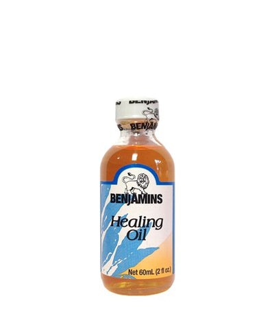 Benjamins Healing Oil 60ml - 786shop4you