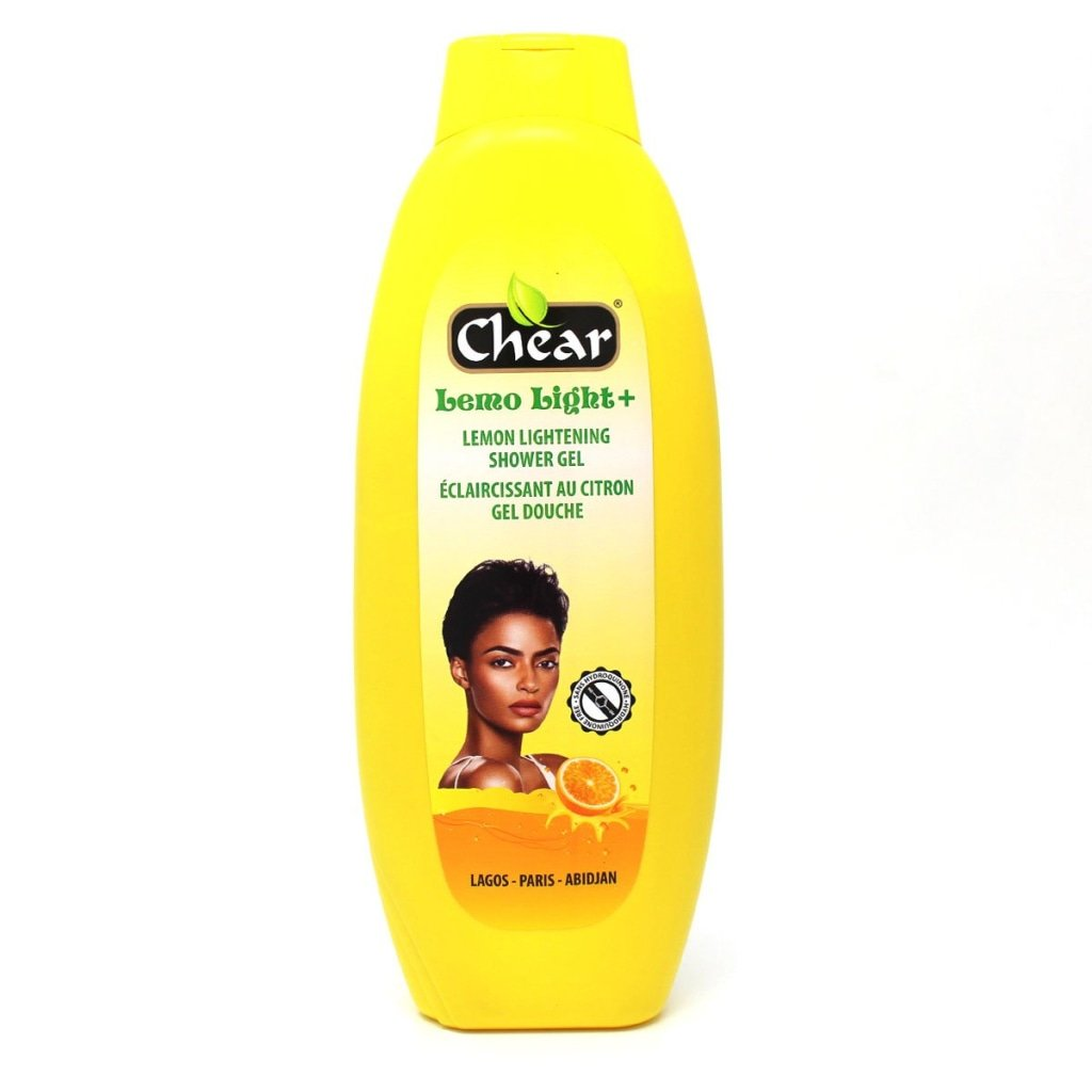 CHEAR LEMO LIGHT+ LEMON LIGHTENING SHOWER GEL 750ml - 786shop4you
