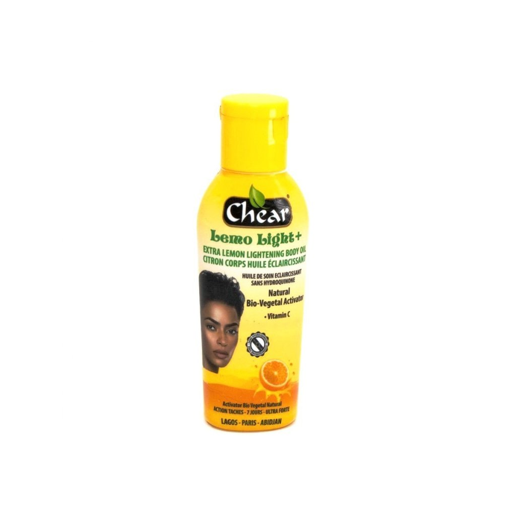 CHEAR LEMO LIGHT+ LIGHTENING OIL 60ml - 786shop4you