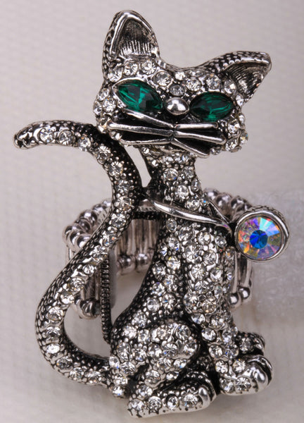 Cat Stretch Ring YQ - 786shop4you