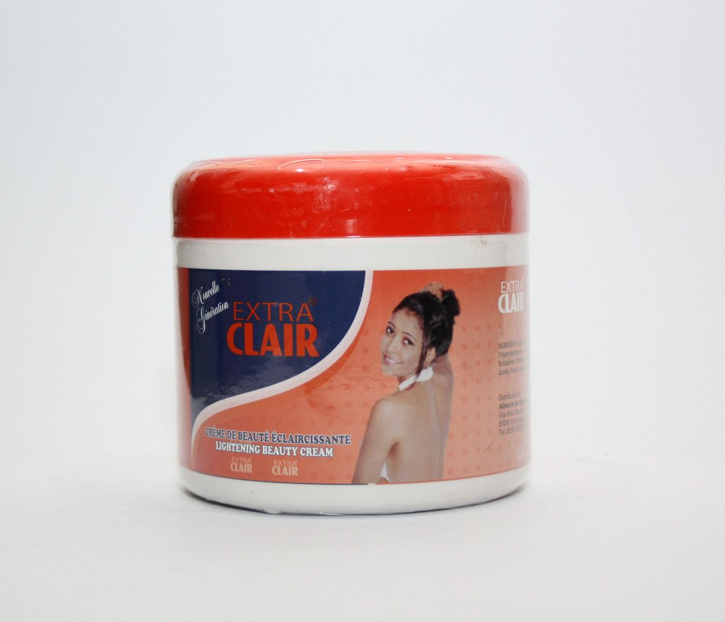 EXTRA CLAIR LIGHTENING BEAUTY CREAM (JAR) BY MAMA AFRICA~  450Ml - 786shop4you