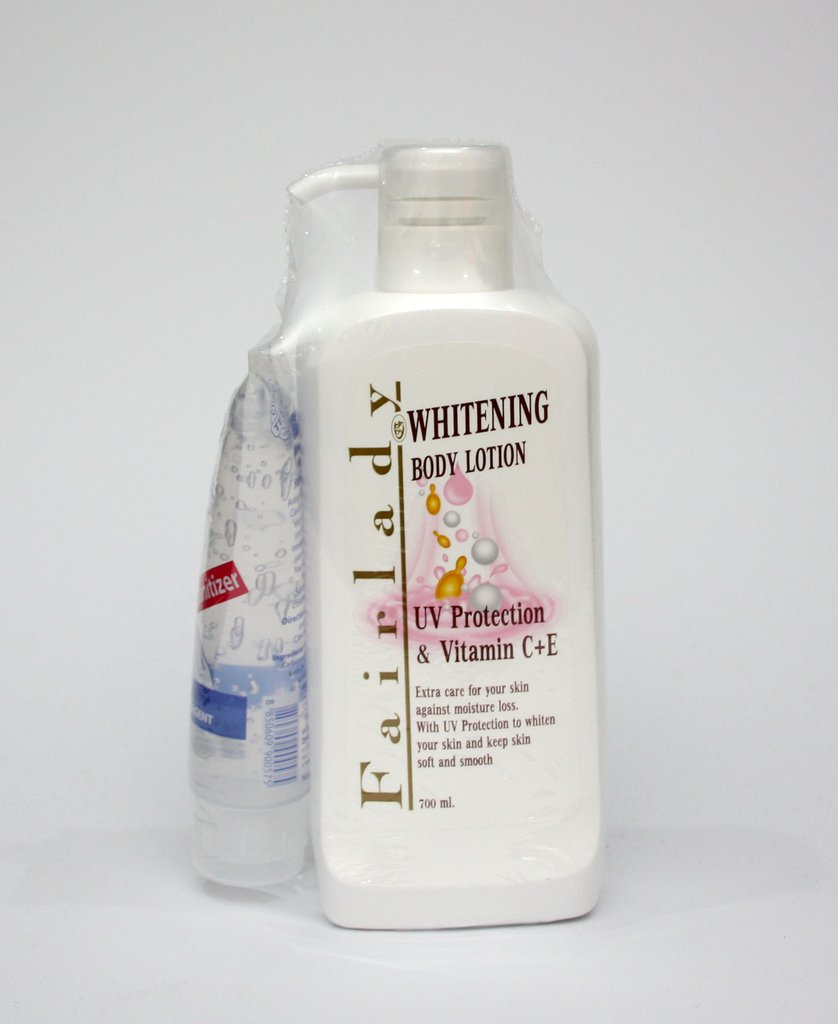 FAIR LADY WHITENING BODY LOTION ~  700ml - 786shop4you
