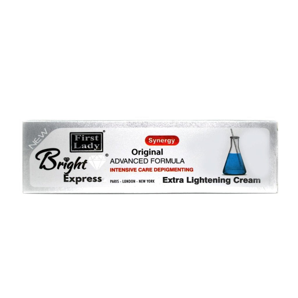 FIRST LADY BRIGHT EXPRESS ORIGINAL EXTRA LIGHTENING CREAM (TUBE) 50G - 786shop4you