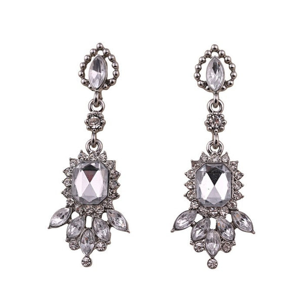 Fly Crystal Earring