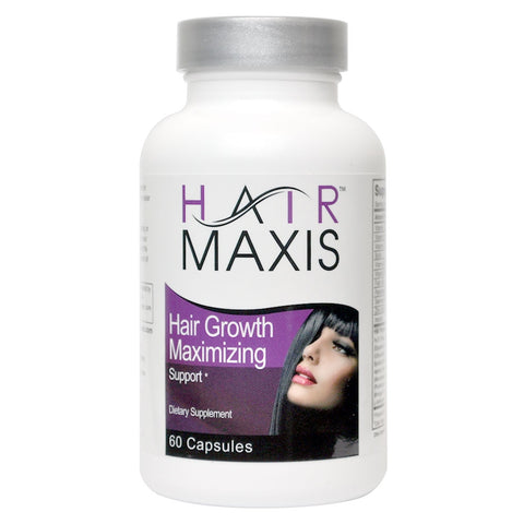 Ivory Caps ~ Hair Maxis Hair Growth Maximizing Support (60 Capsules) - 786shop4you