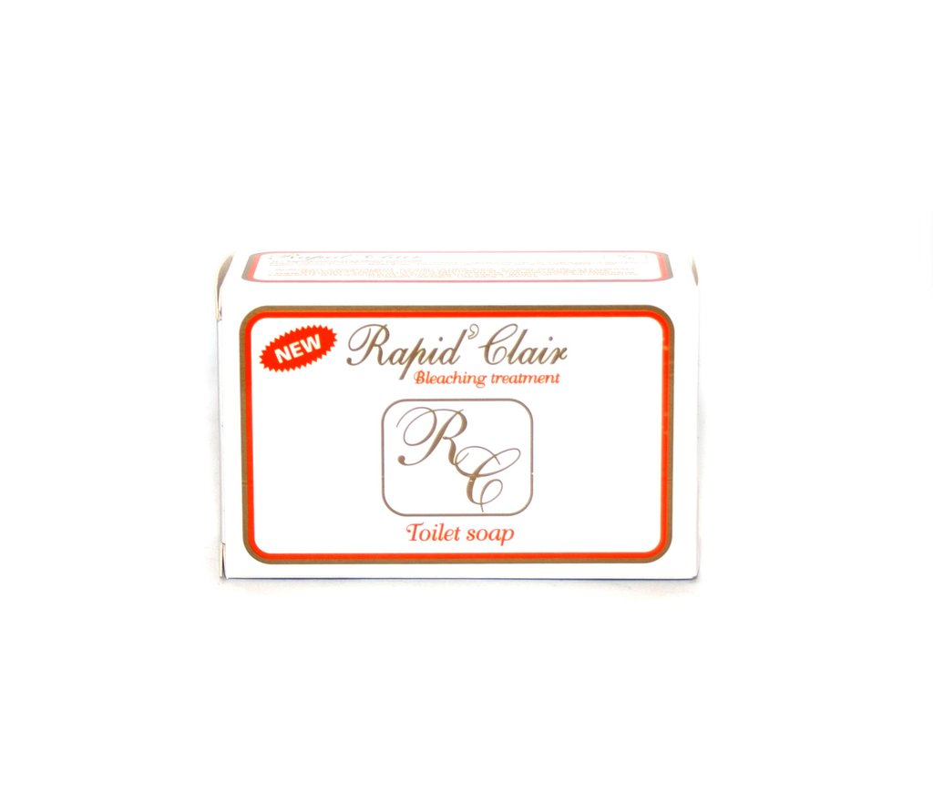 RAPID CLAIR BLEACHING TREATMENT SOAP BY MAMA AFRICA 200g - 786shop4you