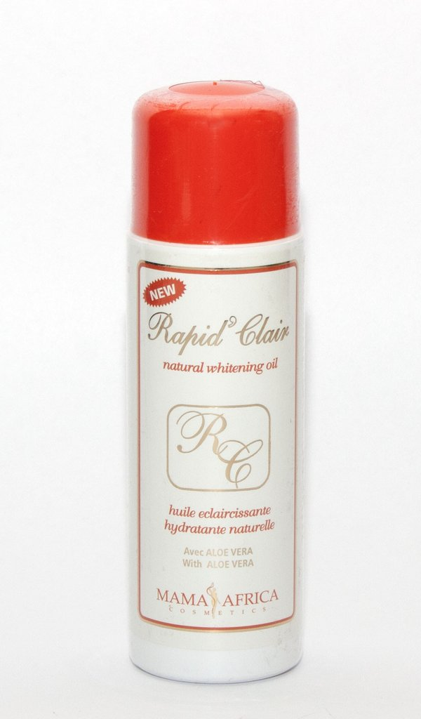 RAPID CLAIR NATURAL WHITENING OIL BY MAMA AFRICA~ 125ml - 786shop4you