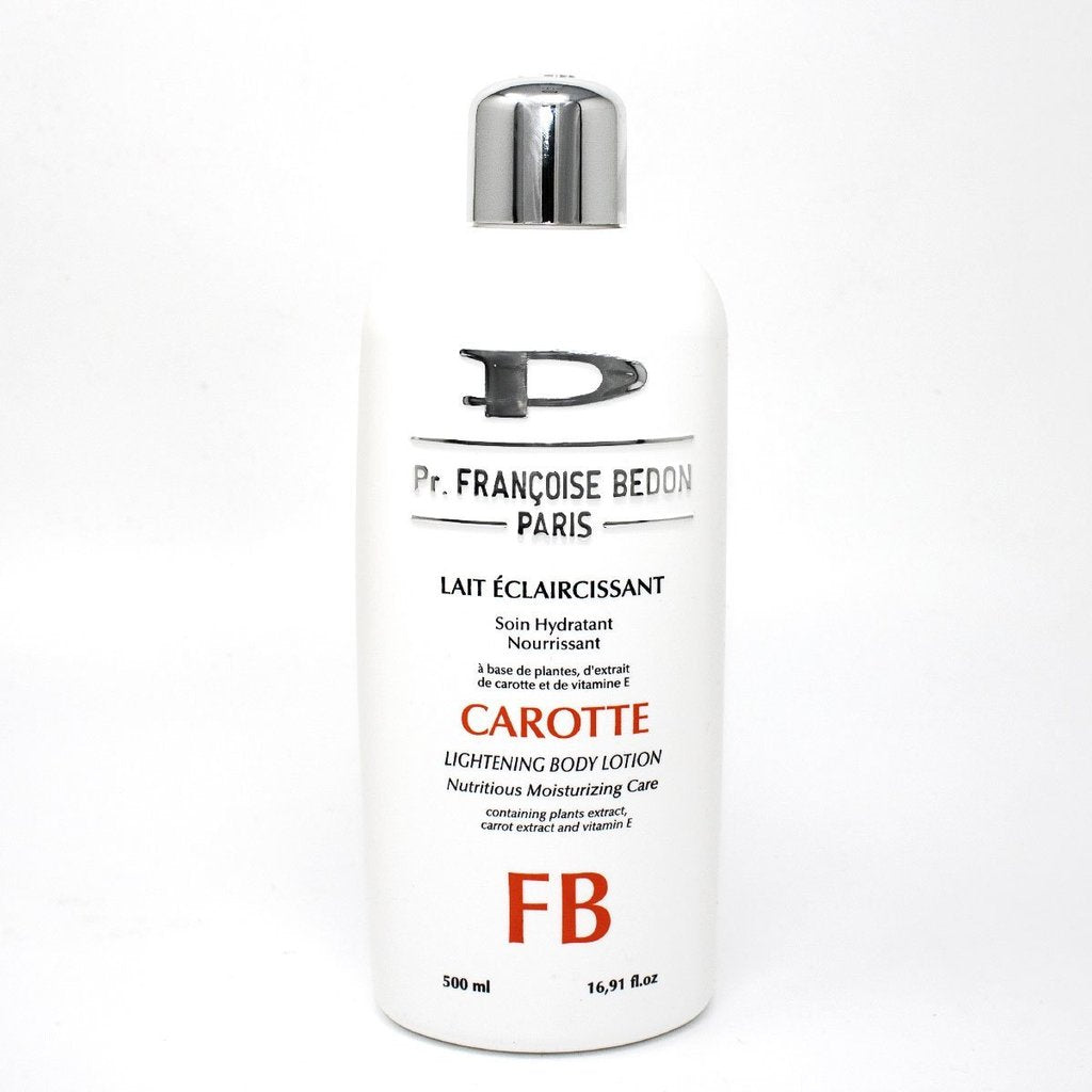 PR.BEDON CARROT LIGHTENING LOTION 500Ml
