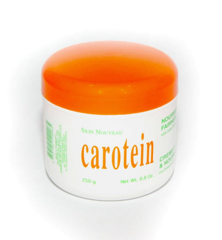 CAROTEIN NOURISHING & FAIRNESS CREAM 250G - 786shop4you