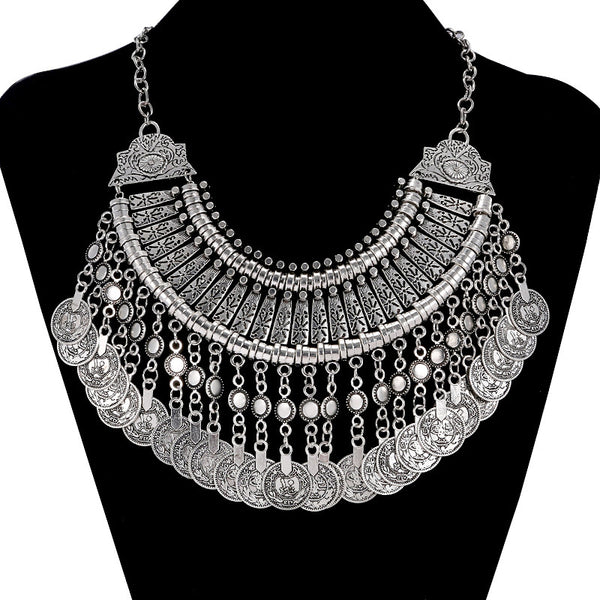 Bezz Tcl Necklace DLT - 786shop4you
