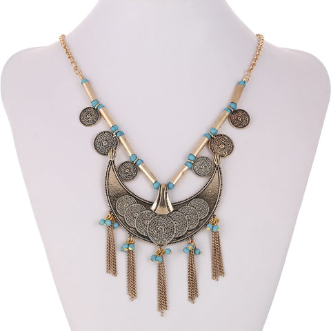 Ancient Cassa Necklace DLT - 786shop4you
