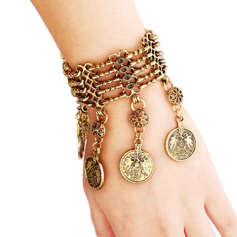 American Gold Bracelet LB - 786shop4you