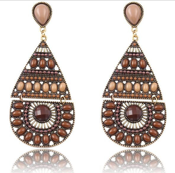 Retro Fashion EyeS Earring