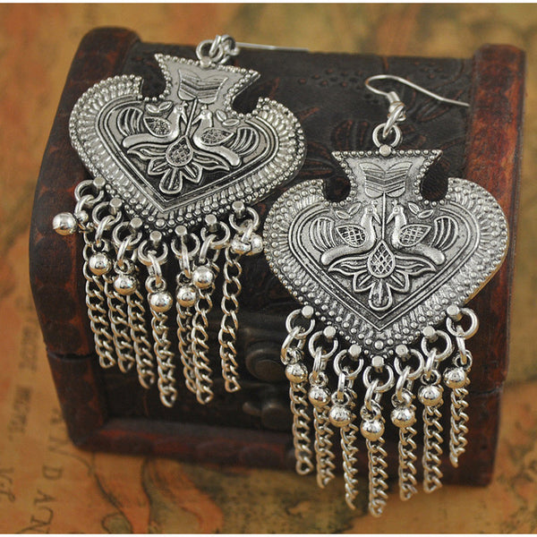 Bird Tassel Earring - 786shop4you